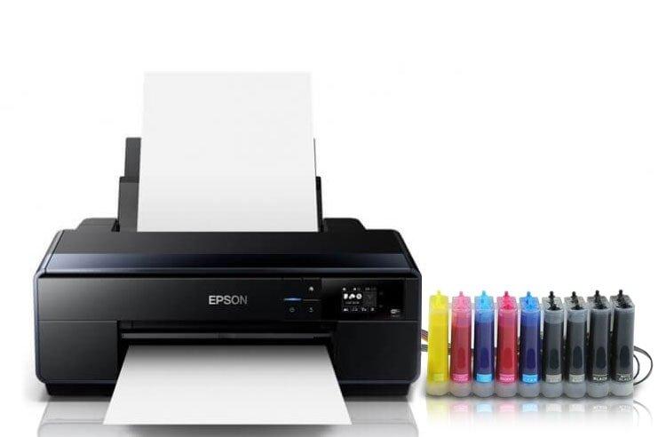 Ремонт струменевих принтерів та плоттерів